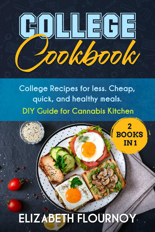 College Cookbook (2 Books in 1)