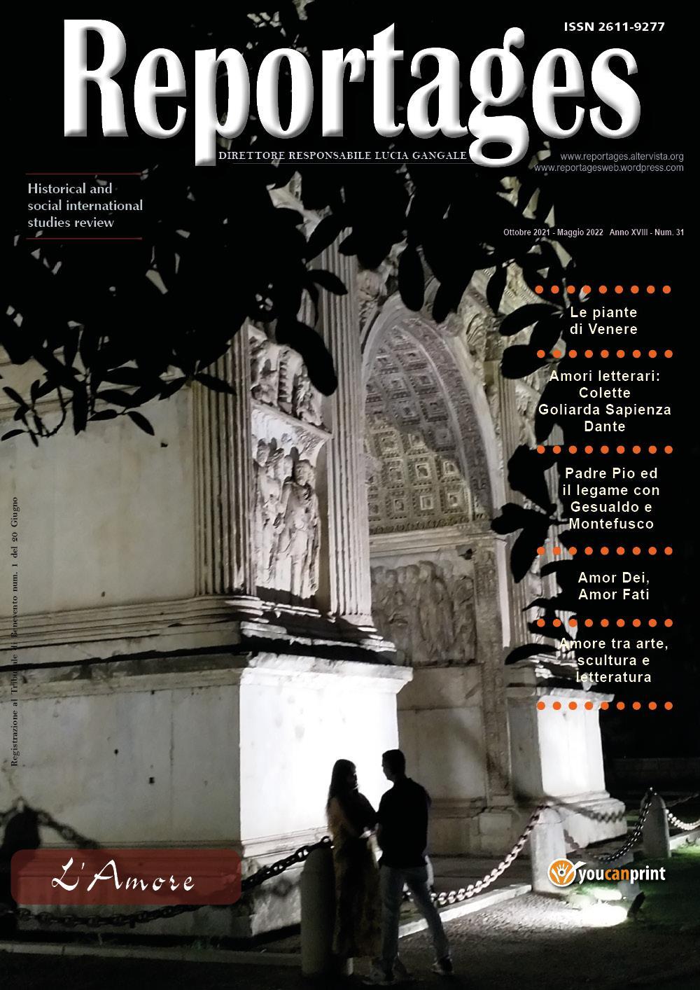 Reportages Storia & Società 31