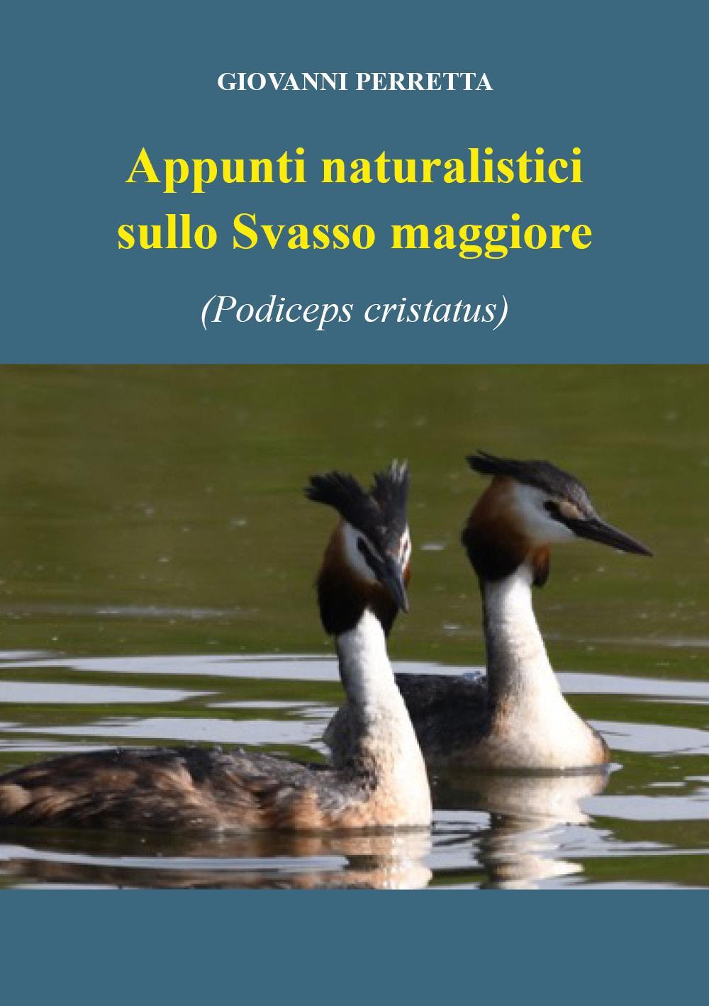 Appunti naturalistici sulla svasso maggiore (Podiceps cristatus)