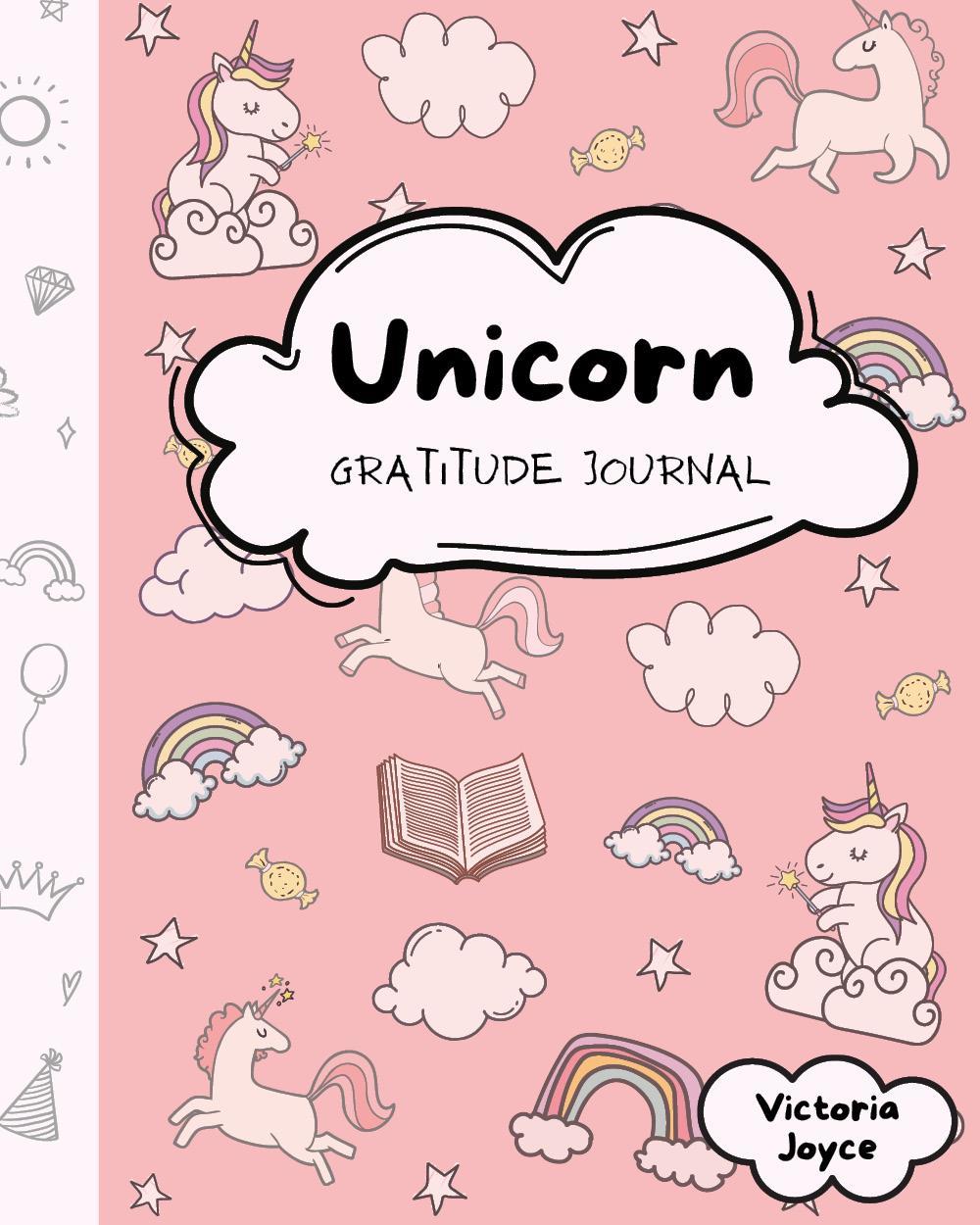 Unicorn Gratitude Journal