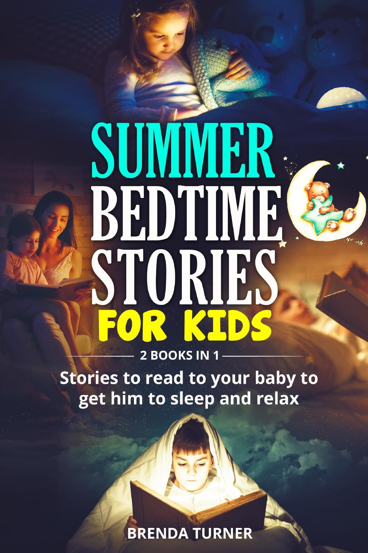 SUMMER BEDTIME STORIES FOR KIDS  (2 Books in 1)