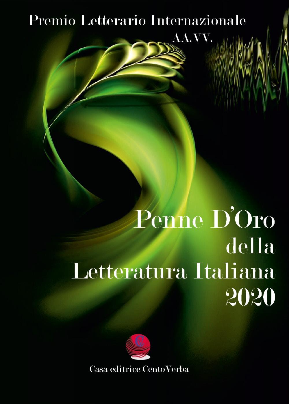 Penne D'oro della Letteratura Italiana 2020