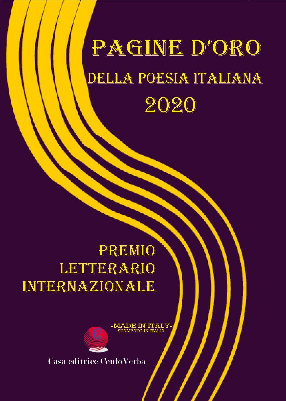 Pagine D'Oro della Poesia Italiana 2020