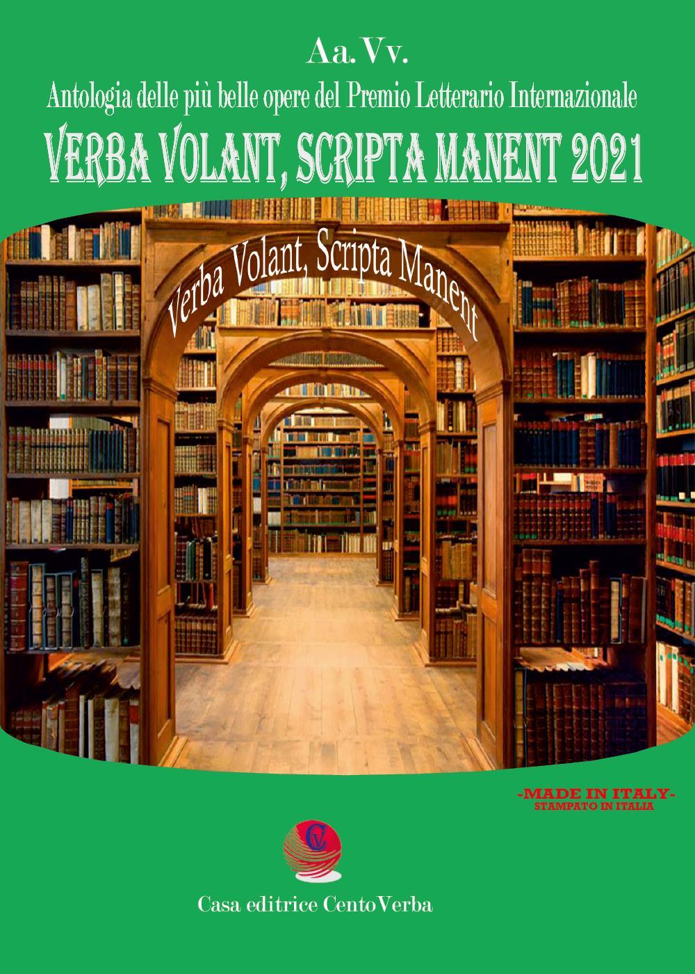 Verba Volant, Scripta Manent 2021